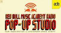 Red Bull Music Academy Radio Pop-Up Studio: Прямая трансляция с Amsterdam Dance Event!