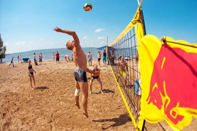 Red Bull King of Sand состоялся!
